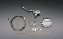** Discontinued ** HYDRAULIC CLUTCH KIT CP, 99UP TOURING/ 00UP SOFTAIL