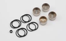 PISTON & SEAL KIT, 08-14 SOFTAIL/ DYNA, FRONT