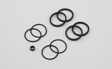 SEAL KIT, 08-14 SOFTAIL/ DYNA, FRONT/ REAR
