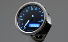 """VELONA"" ELECTRICAL TACHOMETER 18,000RPM, BLUE LED"