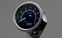 """VELONA"" ELECTRICAL TACHOMETER 8,000RPM, WHITE LED, OLED DISPALY"