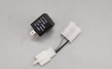 IC RELAY, LED INDICATOR