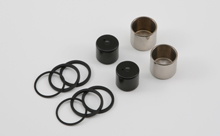 PISTON & SEAL KIT, 08UP SOFTAIL/DYNA, REAR