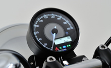 """VELONA80"" ELECTRICAL SPEEDOMETER 200KM/H(MPH), WHITE LED"