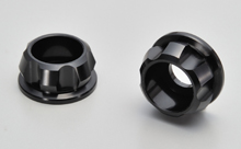 CNC CAP BOLT COLLAR, BLACK
