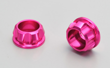 CNC CAP BOLT COLLAR, PINK